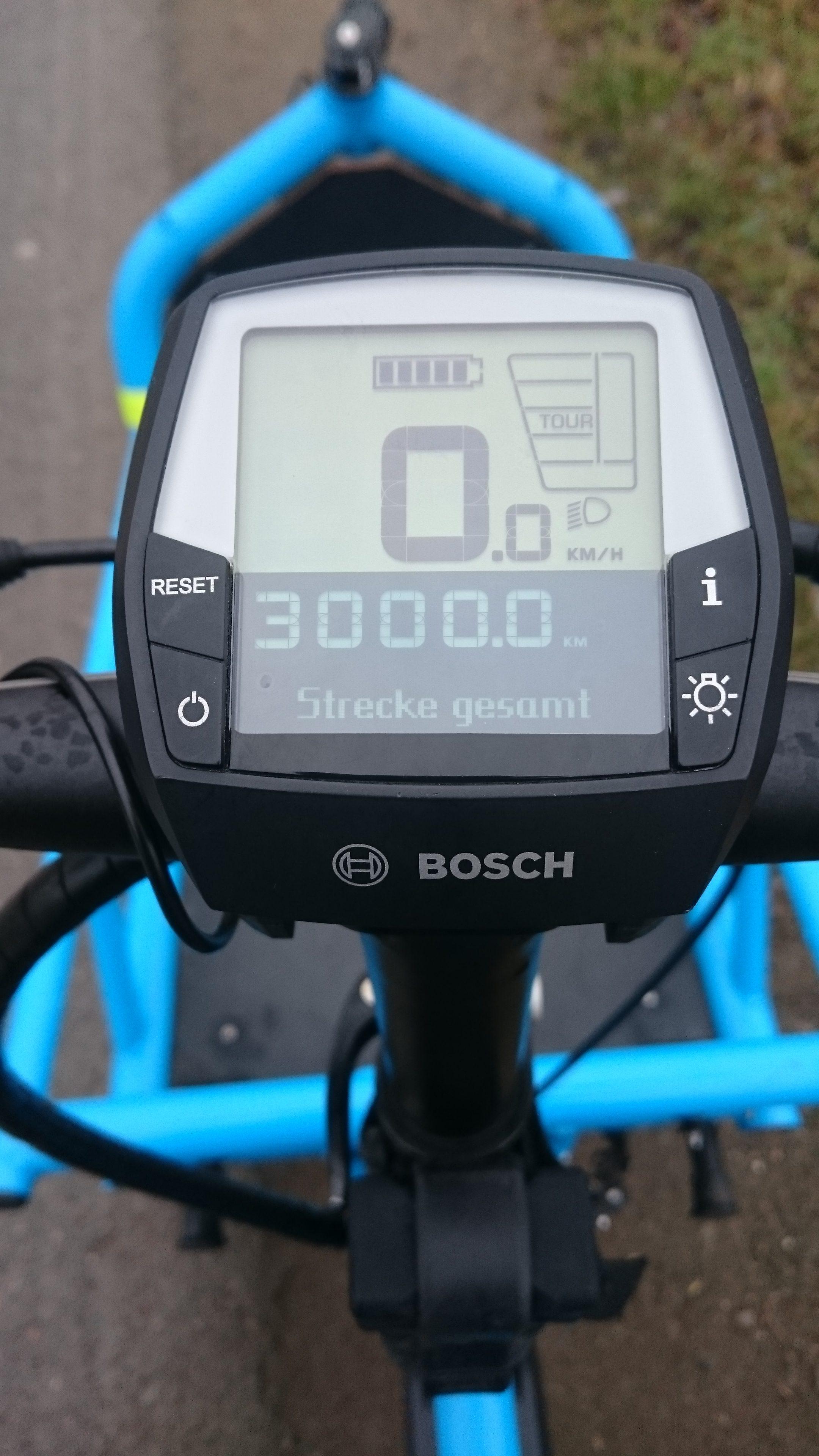 3000km mit dem Riese & Müller load